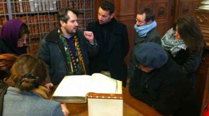 Archival training session: concepts, tools and practices